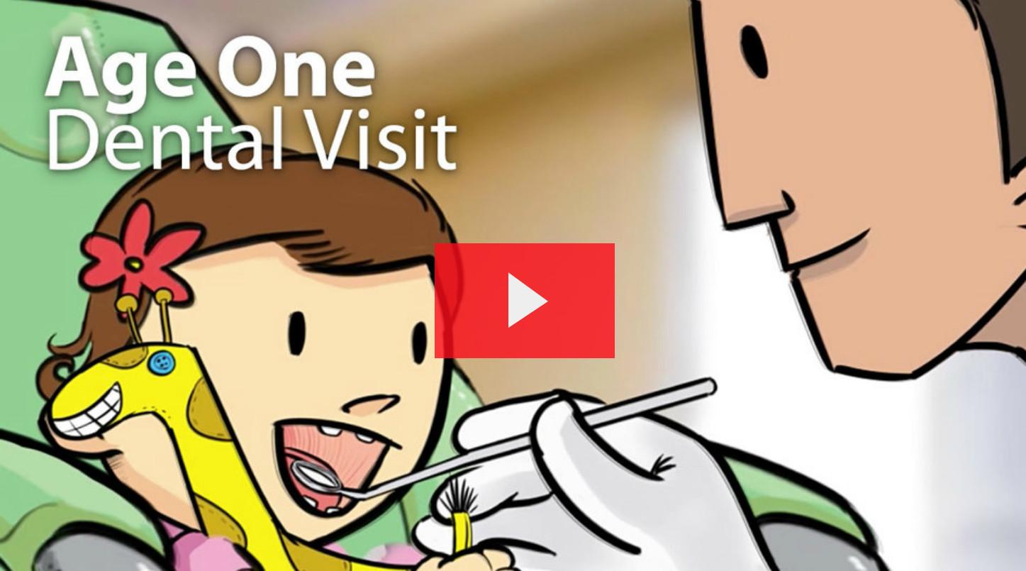 Age 1 Dental Visit | Just for Kids Dentistry Stafford VA