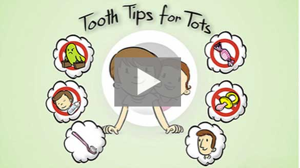 Tooth Tips for Tots | Just for Kids Dentistry Stafford VA